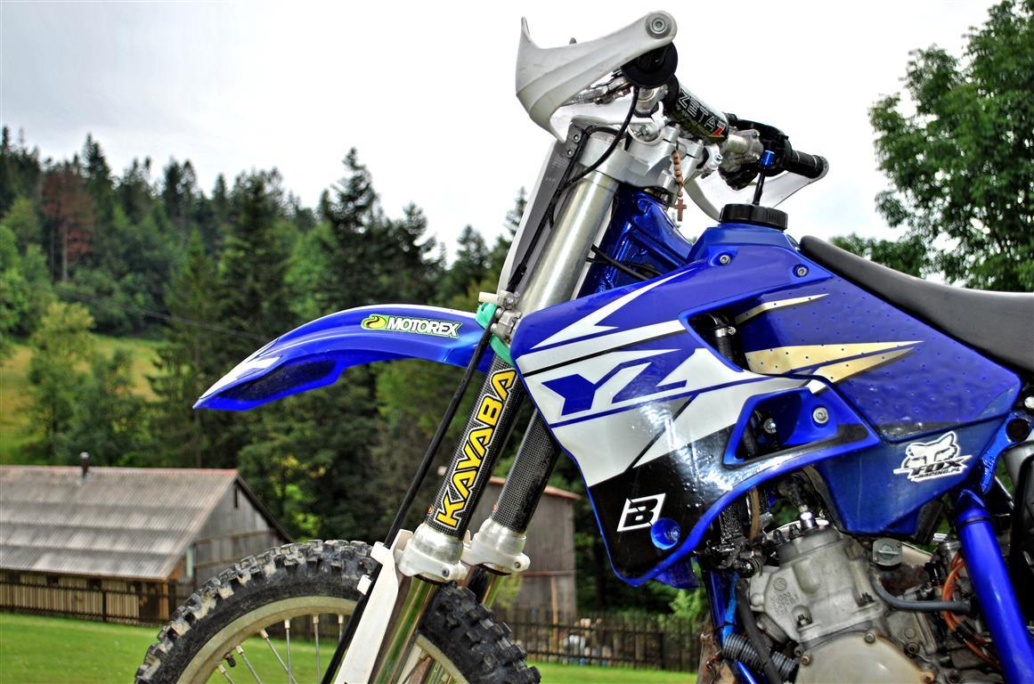 Moja Ex Czyli Yamaha Yz 125 2000 X Cross