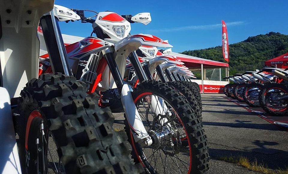 Testy motocykli Beta MY2019 na światowej premierze
